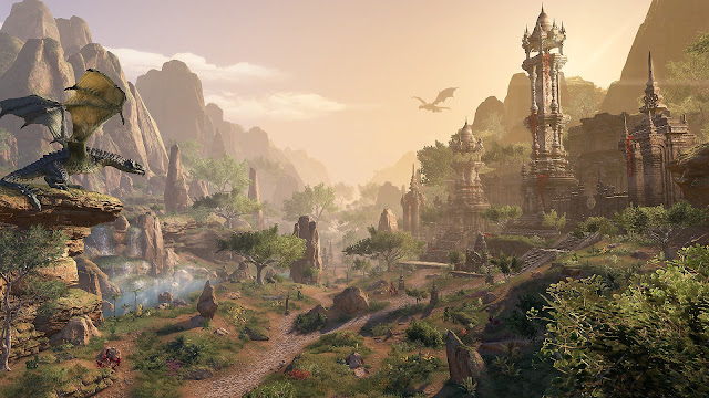 Análisis The Elder Scrolls Online: Elsweyr para PC