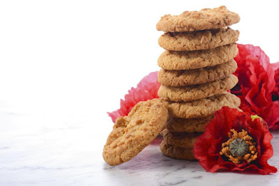 anzac day biscuits 2016