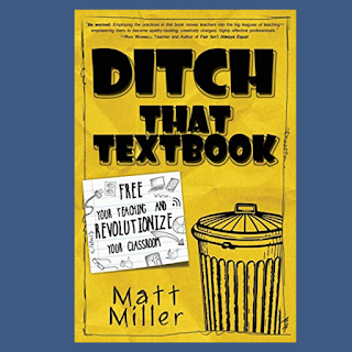 picture of Ditch that Text by Matt Miller; mentoringinthemiddle