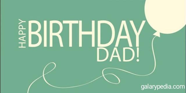 Dad best birthday wishes