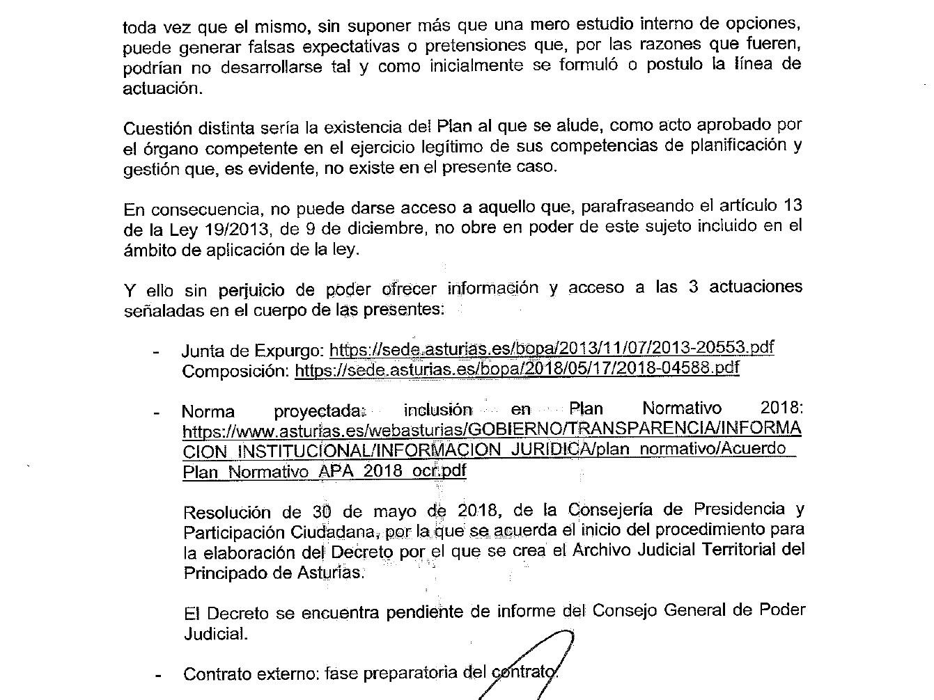 TRANSPARENCIA: DESESTIMADO POR INEXISTENCIA DEL DOCUMENTO