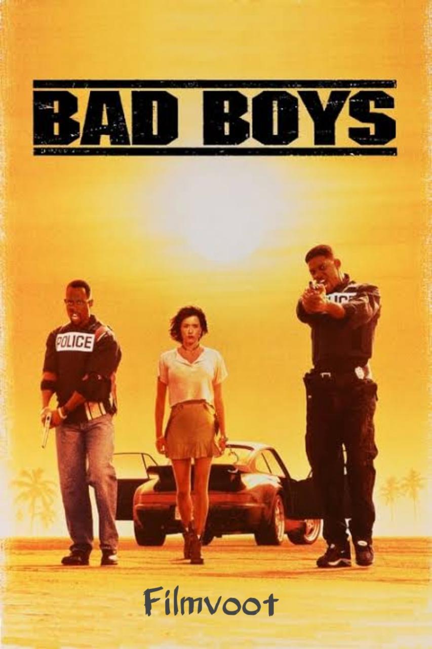 Bad Boys (1995) full Movie download in hindi (dual audio) 480p, 720p filmvoot