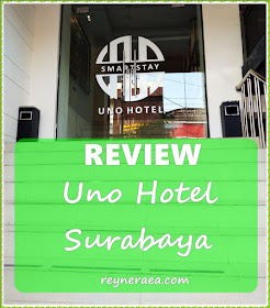 uno hotel surabaya review