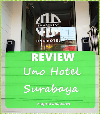uno hotel surabaya review