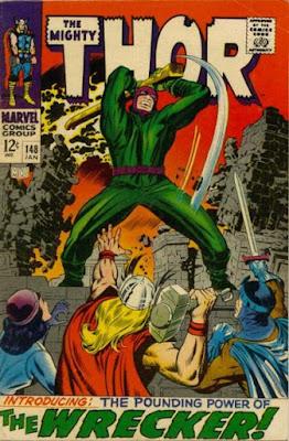 Thor #148, the Wrecker