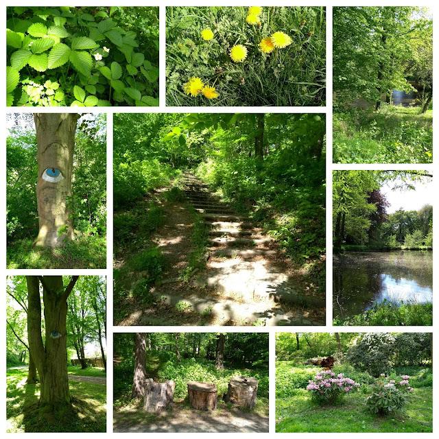 Majówkowy spacer w Kassel: Park Schönfeld i Karlsaue!