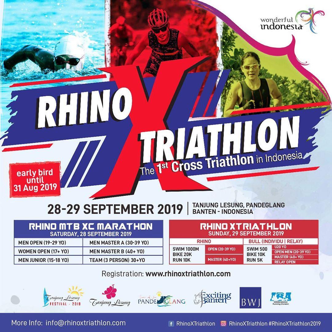 Rhino X-Triathlon • 2019
