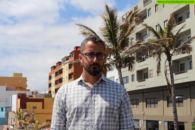 """López: """"El Plan General de Ordenación es fundamental para el desarrollo de Santa Cruz de La Palma"""""""