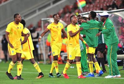 مشاهدة مباراة الكونغو الديمقراطية وزيمبابوي بث مباشر اليوم