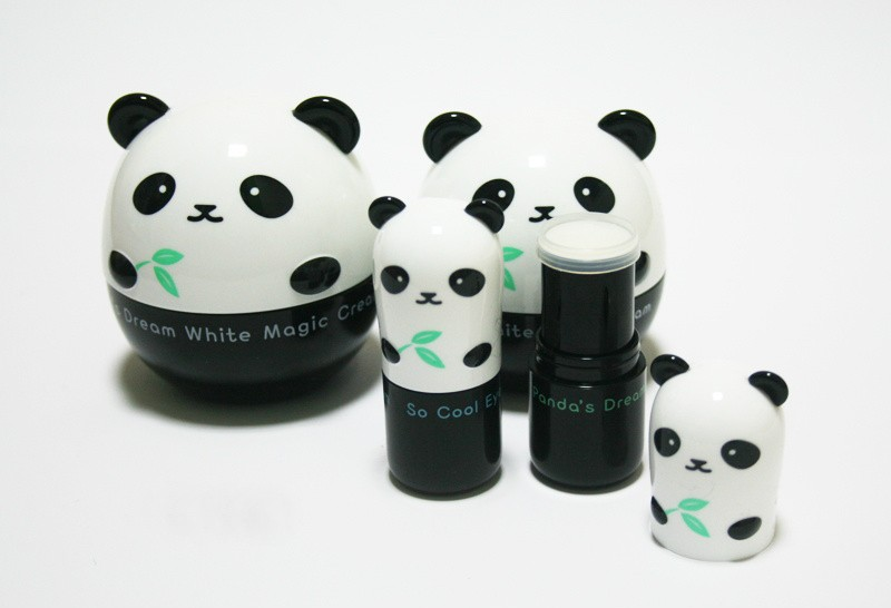 Coleccion Panda's Dream Tony Moly 1