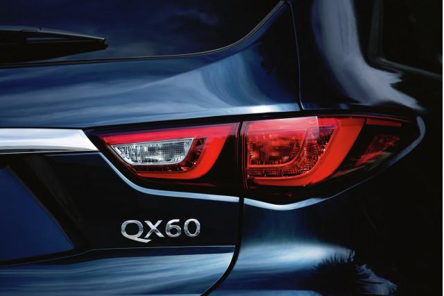 2020 INFINITI QX60 Review