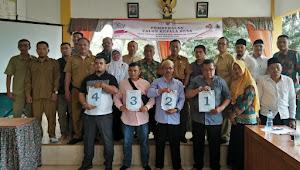 Camat Ciracap Hadiri Pengundian Dan Penetapan No Urut Para Calon Kepala Desa Purwasedar