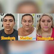 Polícia prende trio no estado de São Paulo por crimes cometidos em Pau dos Ferros, no RN