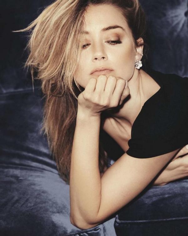 Amber Heard photos session gq magazine