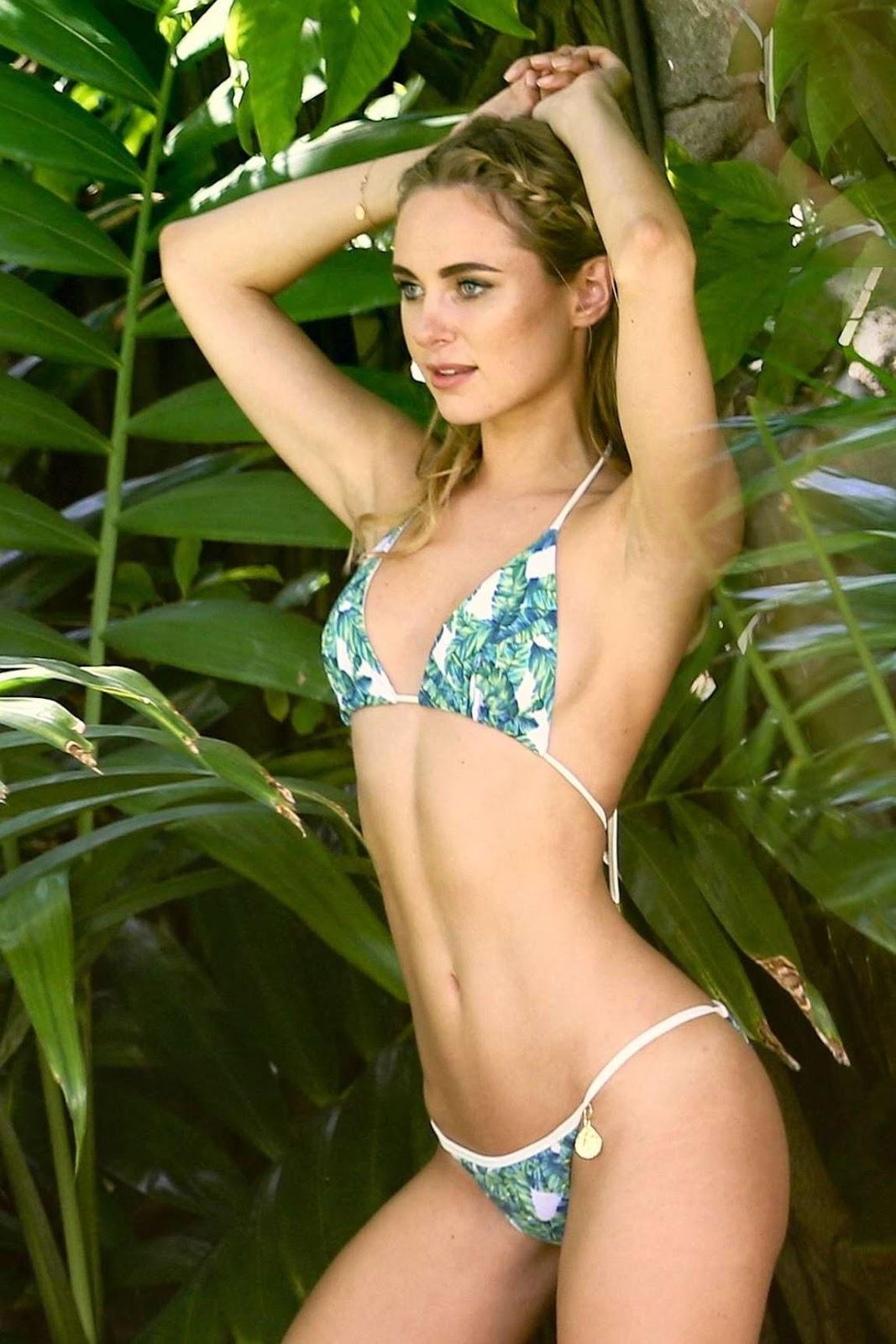 Kimberley Garner Sexy