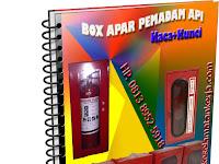 Box Apar Beling Pemadam Api Ringan
