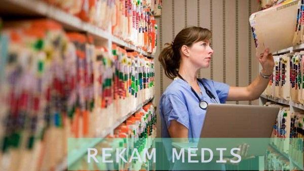 Pengertian Rekam Medis, Tujuan Rekam Medis, Fungsi dan ...
