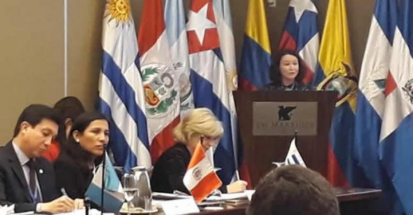 MINEDU: Ministra Flor Pablo participará en Encuentro de Ministros de Educación de Latinoamérica - www.minedu.gob.pe