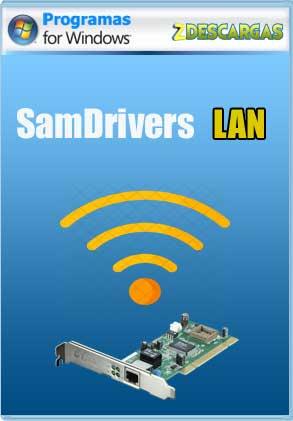 Descargar SamDrivers LAN español mega y google drive /