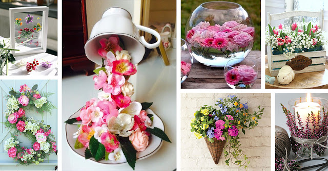Complete guide about wedding reception decoration flowers