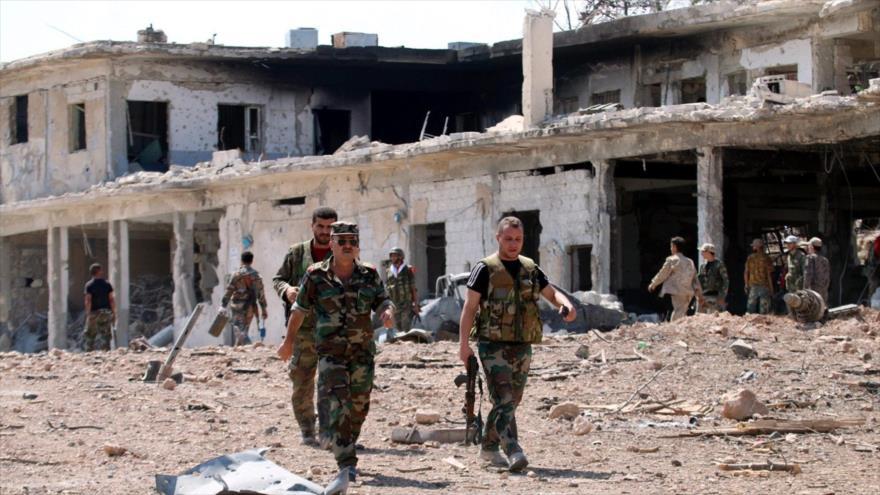 Ejército sirio avanza y retoma zona estratégica en norte de Alepo con ayuda de Rusia