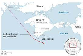 West's Attempts to Test Black Sea Borders 'Doomed to Failure'