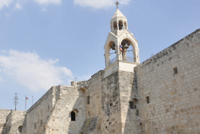 Church of Nativity in Daytime