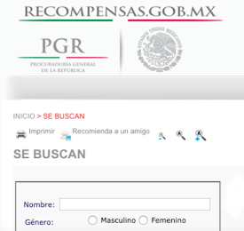 !!! RECOMPENSAS PGR !!!