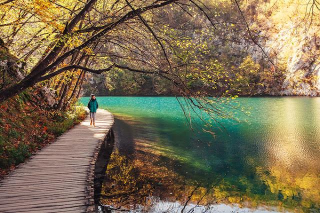 Plitvice national lake