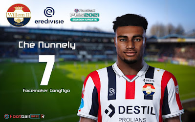 PES 2021 Faces Ché Nunnely by CongNgo