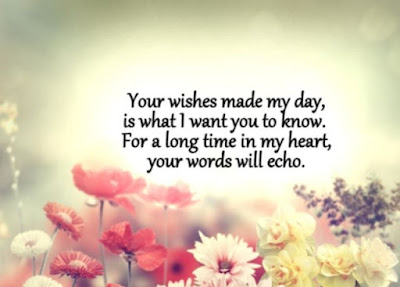 Thanks For Wishes Quotes