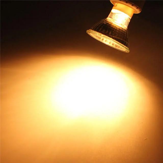 Lampu LED Halogen Tampil Lebih Modern