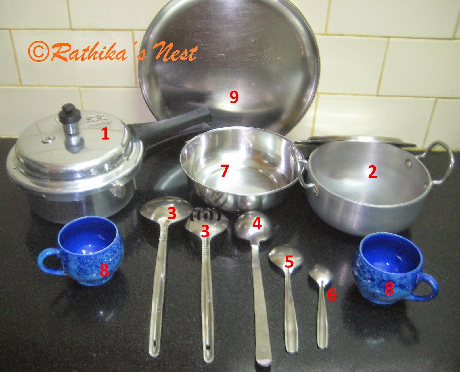 Rathika S Nest Minimalistic Indian Cooking