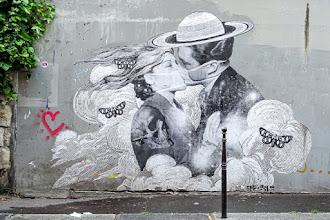 Sunday Street Art : 13bis - rue des Cascades - Paris 20