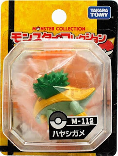 Grotle Pokemon Figure Takara Tomy Monster Collection M series