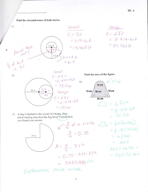 Ms. Jean's Classroom Blog: Chapter 8 Practice Test Answers