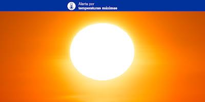 Alerta máxima Gran Canaria por calor 15 agosto 2021