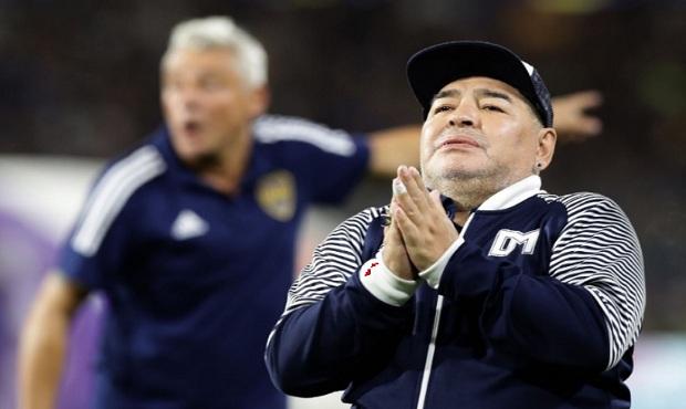 Lamentable: murió Diego Armando Maradona
