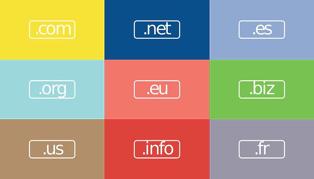 Daftar Nama Domain Seluruh Dunia [LENGKAP]
