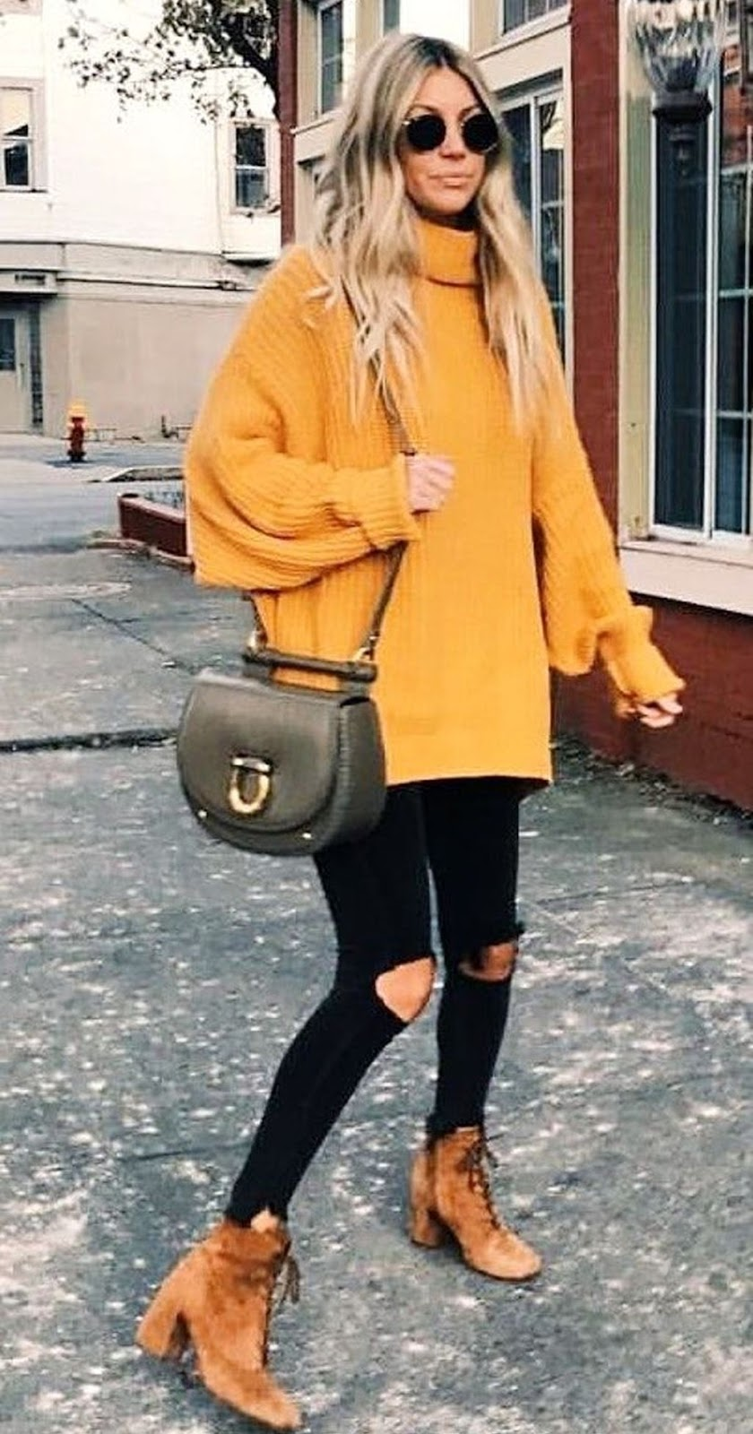 Magical Winter Outfit To Inspire You