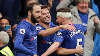 Chelsea vs Watford 3-0 Highlights