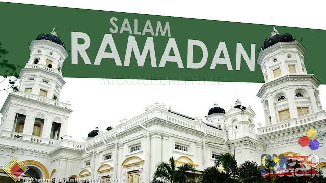 Salam Ramadan 2016 1437H