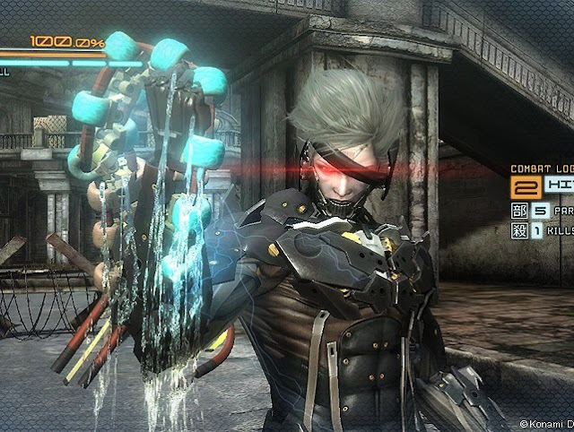 Metal Gear Rising Revengeance For Free