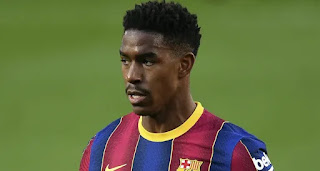 Two team show interest in Firpo as Barca are willing to sell