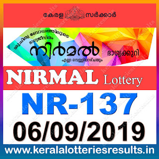 "KeralaLotteriesresults.in, ""kerala lottery result 06 09 2019 nirmal nr 137"", nirmal today result : 06-09-2019 nirmal lottery nr-137, kerala lottery result 6-9-2019, nirmal lottery results, kerala lottery result today nirmal, nirmal lottery result, kerala lottery result nirmal today, kerala lottery nirmal today result, nirmal kerala lottery result, nirmal lottery nr.137 results 06-09-2019, nirmal lottery nr 137, live nirmal lottery nr-137, nirmal lottery, kerala lottery today result nirmal, nirmal lottery (nr-137) 6/9/2019, today nirmal lottery result, nirmal lottery today result, nirmal lottery results today, today kerala lottery result nirmal, kerala lottery results today nirmal 6 9 19, nirmal lottery today, today lottery result nirmal 6-9-19, nirmal lottery result today 6.9.2019, nirmal lottery today, today lottery result nirmal 06-09-19, nirmal lottery result today 6.9.2019, kerala lottery result live, kerala lottery bumper result, kerala lottery result yesterday, kerala lottery result today, kerala online lottery results, kerala lottery draw, kerala lottery results, kerala state lottery today, kerala lottare, kerala lottery result, lottery today, kerala lottery today draw result, kerala lottery online purchase, kerala lottery, kl result,  yesterday lottery results, lotteries results, keralalotteries, kerala lottery, keralalotteryresult, kerala lottery result, kerala lottery result live, kerala lottery today, kerala lottery result today, kerala lottery results today, today kerala lottery result, kerala lottery ticket pictures, kerala samsthana bhagyakuri"