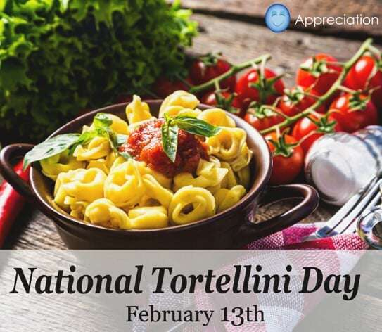 National Tortellini Day Wishes For Facebook