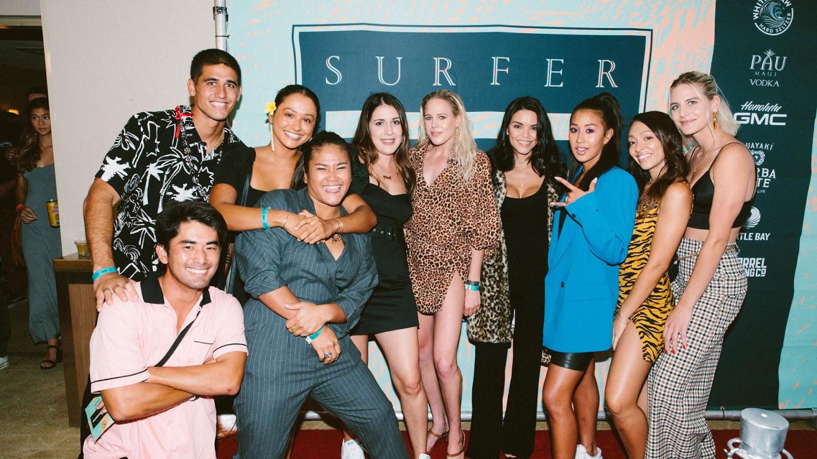 surfer awards