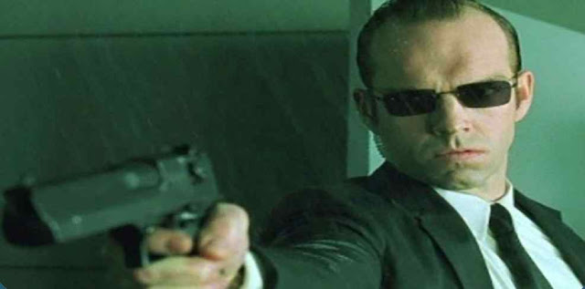 What is the name of the Antagonist in ''The Matrix''?