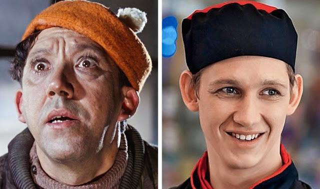 Как сегодня выглядят внуки известных советских артистов