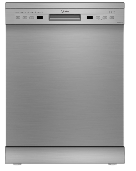 Midea Dishwasher | Torrino 13 place setting | Perfect for Indian Kitchen|